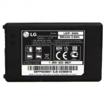 LG LGIP-340N Original (GT350,GW520 ,KF900,KS500,KT770) Bulk