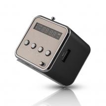 Radio speaker MF-100 black (5900495315366)