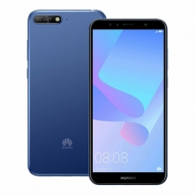 Huawei Y6 ATU-L21 (Dual Sim) (16GB) BLUE 2018