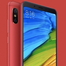 XIAOMI Redmi Note 5 (Dual Sim) RED 3GB RAM 32GB ROM