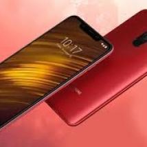 Xiaomi Pocophone F1 (6GB/64GB) Dual Sim ROSSO RED