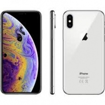 iPhone XS MAX 64GB SILVER EU