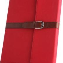 ΘΗΚΗ Universal Grand For Tablet 7'' Red