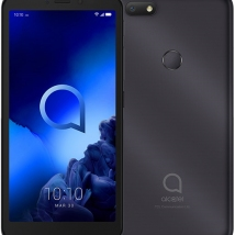 ALCATEL 1V 5001D 2019 (DUAL SIM) 16GB ROM/1GB RAM ANTHRACITE BLACK EU