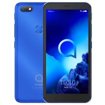 ALCATEL 1V 5001D 2019 (DUAL SIM) 16GB ROM/1GB RAM METALLIC BLUE EU