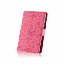 ΘΗΚΗ Universal Kids For Tablet 7'' Pink