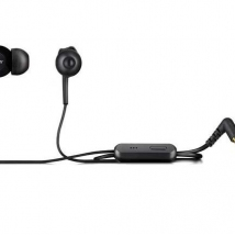 Headset Sony Original Stereo MH-EX300AP 3,5mm Black Bulk
