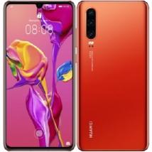 Huawei P30 (Dual Sim) ELE-L29  (6GB/128GB) Amber Sunrise EU