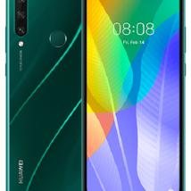 HUAWEI Y6p MED-LX9N (2020) 64GB ROM/3GB RAM DUAL SIM EMERALD GREEN EU