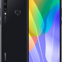 HUAWEI Y6p MED-LX9N (2020) 64GB ROM/3GB RAM DUAL SIM MIDNIGHT BLACK EU