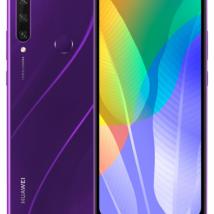 HUAWEI Y6p MED-LX9N (2020) 64GB ROM/3GB RAM DUAL SIM PHANTOM PURPLE EU