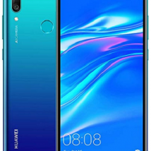HUAWEI Y7 2019 DUB-LX1 32GB ROM/3GB RAM (DUAL SIM) AURORA BLUE EU