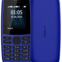 NOKIA 105 DUAL SIM TA-1174 (2019) BLUE EU