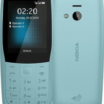 NOKIA 220 4G TA-1155DS BLUE