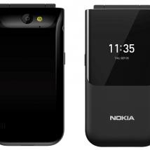NOKIA 2720 FLIP TA-1175 DUAL SIM 4GB ROM/512MB RAM BLACK EU