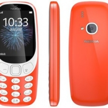 NOKIA 3310 (Dual Sim) 2017 Warm Red GR