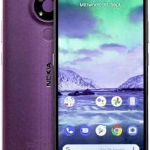NOKIA 3.4 TA-1283 64GB ROM/3GB RAM (DUAL SIM) DUSK EU