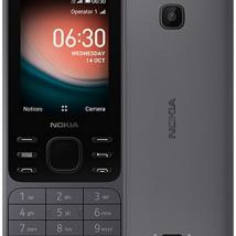 NOKIA 6300 4G TA-1286 4GB ROM/512MB RAM DUAL SIM CHARCOAL EU