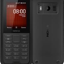 NOKIA 800 Tough 4G TA-1186 (Dual Sim) Black EU