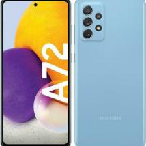 SAMSUNG GALAXY A72 A725F/DS 256GB ROM/8GB RAM DUALSIM AWESOME BLUE EU