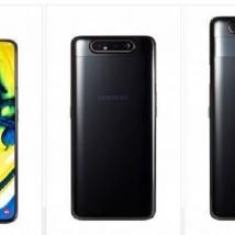 Samsung Galaxy A80 SM-A805FDS (128GB/8GB) Dual Sim Phantom Black EU