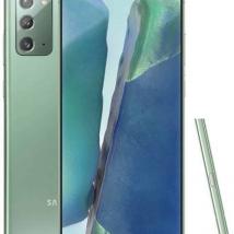 SAMSUNG GALAXY NOTE 20 N980FDS 256GB ROM/8GB RAM MYSTIC GREEN EU
