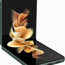 SAMSUNG GALAXY Z FLIP 3 5G SM-F711B 128GB ROM/8GB RAM DUAL SIM GREEN EU