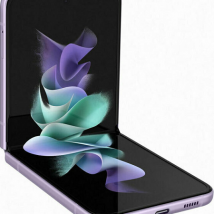 SAMSUNG GALAXY Z FLIP 3 5G SM-F711B 256GB ROM/8GB RAM DUAL SIM LAVENDER EU
