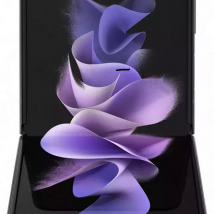 SAMSUNG GALAXY Z FLIP 3 5G SM-F711B 256GB ROM/8GB RAM DUAL SIM PHANTOM BLACK EU