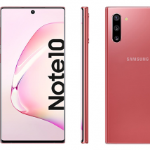 Samsung N970F/DS Galaxy Note 10 256GB ROM/8GB RAM (Dual Sim) Aura Pink EU