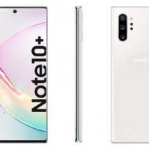 Samsung N975F/DS Galaxy Note 10+ 256GB ROM/12GB RAM (Dual Sim) Aura White EU