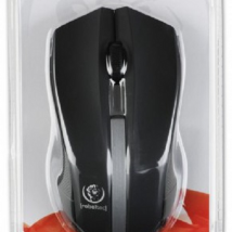REBELTEC GALAXY WIRELESS OPTICAL MOUSE BLACK