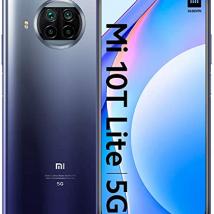 XIAOMI MI 10T LITE 5G 128GB ROM/6GB RAM ATLANTIC BLUE EU