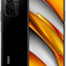 XIAOMI POCO F3 128GB ROM/6GB RAM DUAL SIM NIGHT BLACK EU