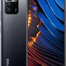 XIAOMI POCO X3 GT 5G 256GB ROM/8GB RAM  (DUAL SIM) STARGAZE BLACK EU