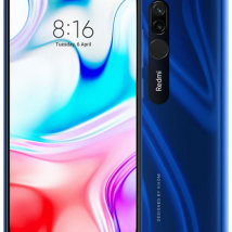 XIAOMI REDMI 8 32GB ROM/3GB RAM DUAL SIM SAPPHIRE BLUE EU