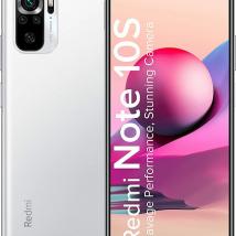XIAOMI REDMI NOTE 10S NFC 128GB ROM/6GB RAM PEBBLE WHITE EU