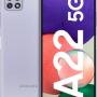 SAMSUNG GALAXY A22 5G A226B/DSN 128GB ROM/4GB RAM VIOLET EU