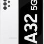 SAMSUNG GALAXY A32 5G A326B/DS 128GB ROM/4GB RAM AWESOME WHITE EU