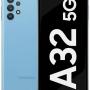 SAMSUNG GALAXY A32 5G A326B/DS 64GB ROM/4GB RAM AWESOME BLUE EU